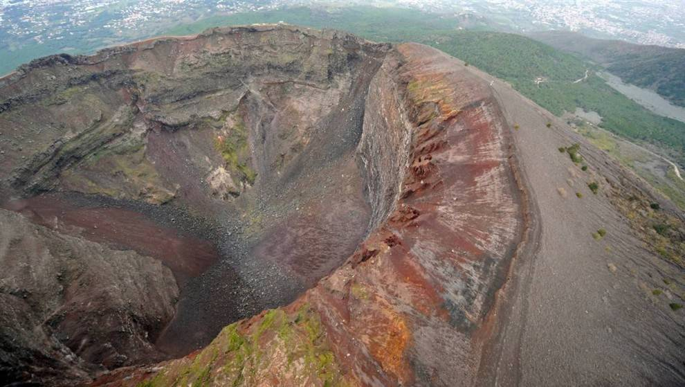 Самый активный вулкан в мире