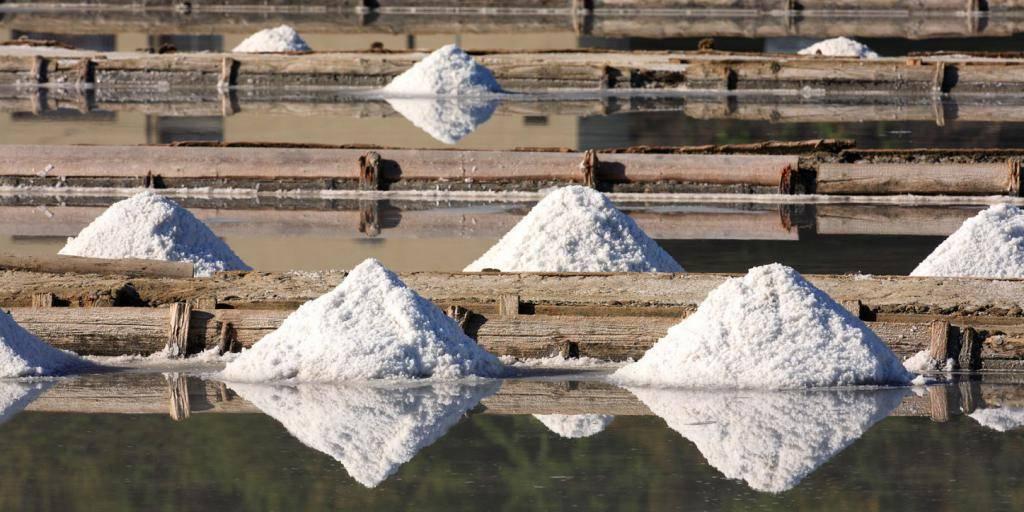 Минеральные ископаемые