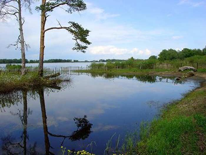Моря и озера россии