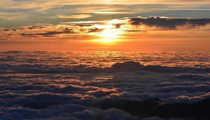 Какие облака не образуются в тропосфере