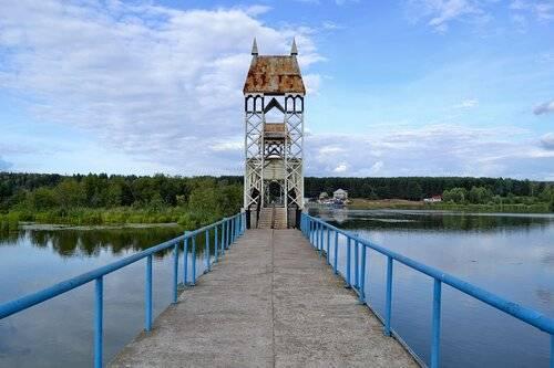 Самый большой искусственный водоем в европе