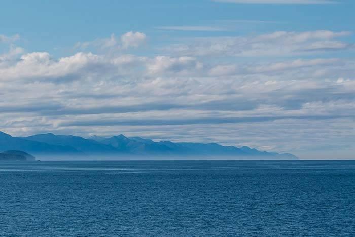 Тихий океан краткая информация