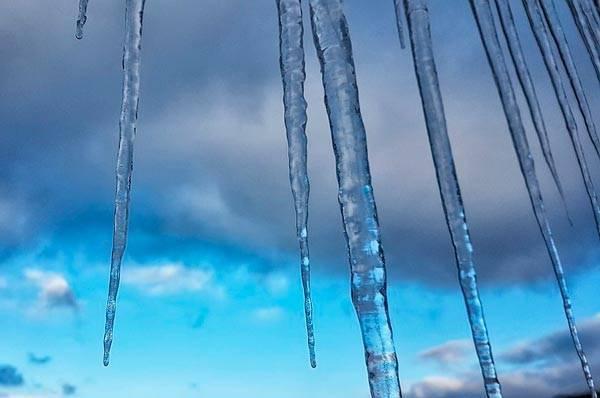 Описание зимнего дня