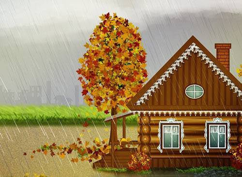 У природы нет плохой погоды сочинение рассуждение