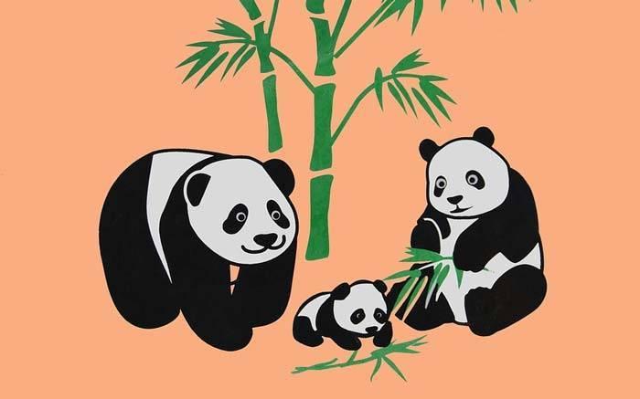 Рассказ про панду