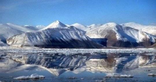 Самый большой российский остров