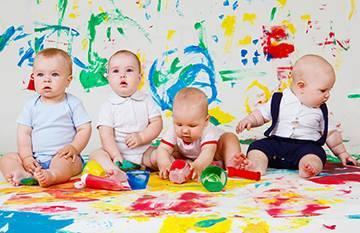 Картинки для самых маленьких детей цветные
