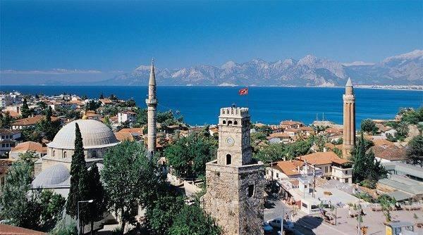 Средиземное море площадь