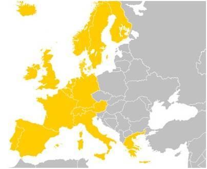 Агроклиматические ресурсы западной европы