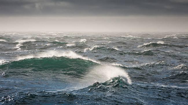Какое море самое большое по площади
