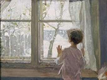 Зима пришла детство сочинение по картине