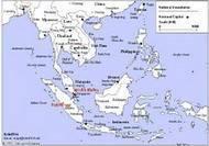 Главные нефтяные месторождения юго западной азии