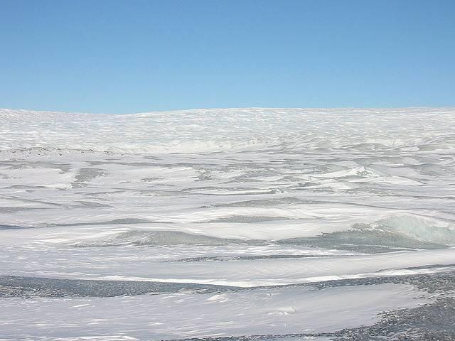 Климатический пояс арктической пустыни