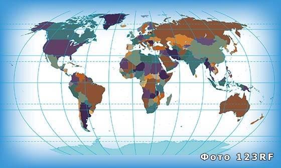 Экватор это меридиан или параллель