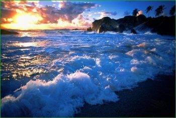 Название морей и океанов