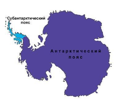 Субантарктический климат