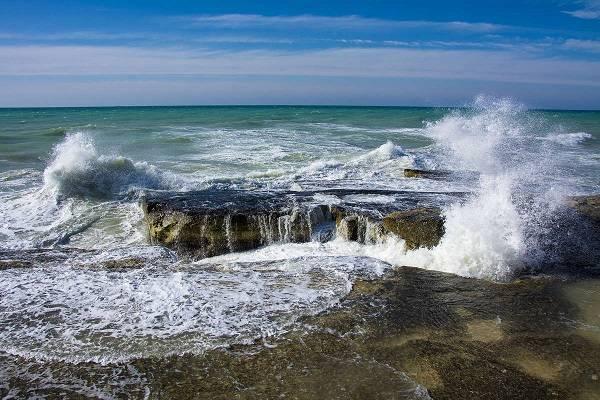 Названия морей омывающих берега россии