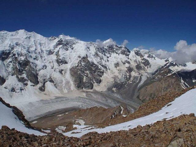Где находятся самые высокие горы россии