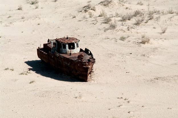 Экологическая катастрофа аральского моря