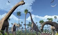 Откуда появились динозавры на земле