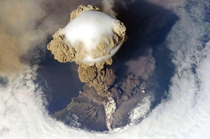 Действующие вулканы россии список