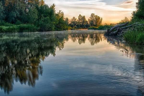 Протяженность рек россии