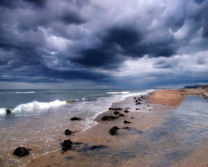 Какие бывают облака название и фото