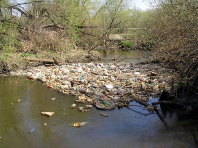 Основные источники загрязнения атмосферы почвы и воды