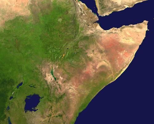 Полуостровные страны африки