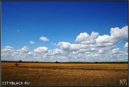 Какие облака бывают осенью