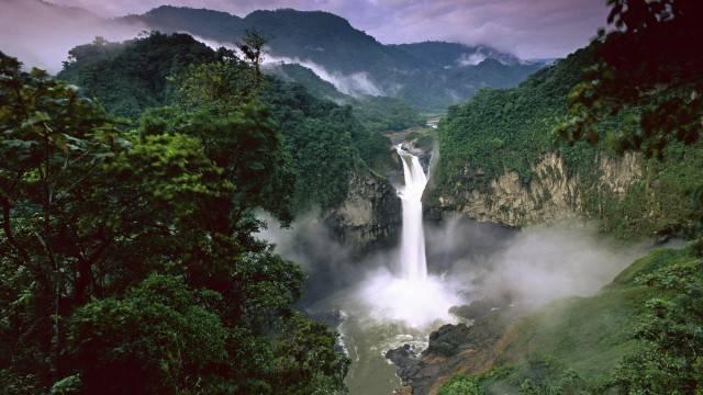 Какие реки впадают в амазонку