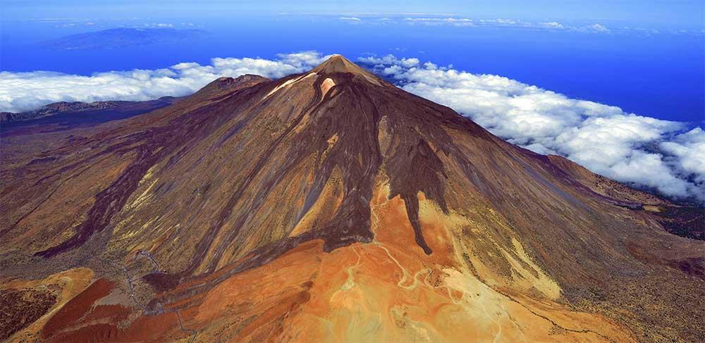 Уснувшие вулканы мира список