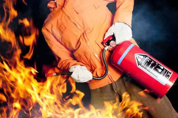 Какова главная причина пожаров