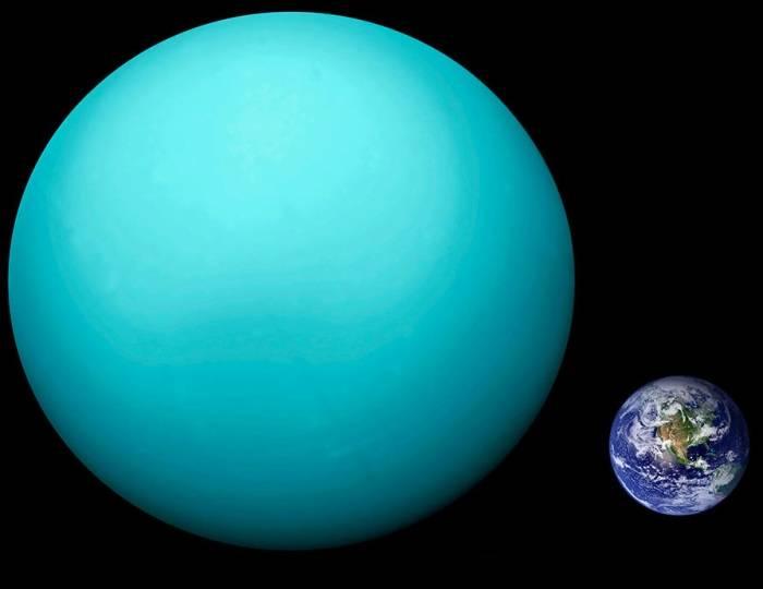 Все про планету уран