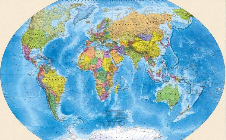Что изучает география краткий ответ