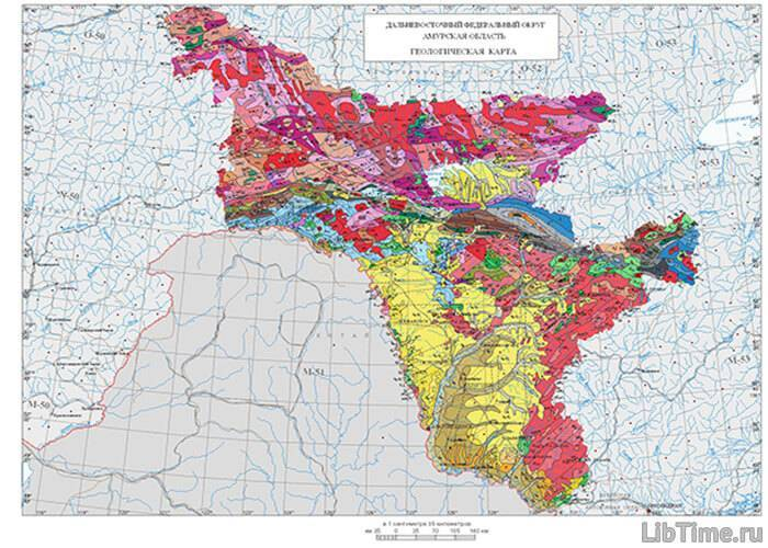 Современный геологический период география