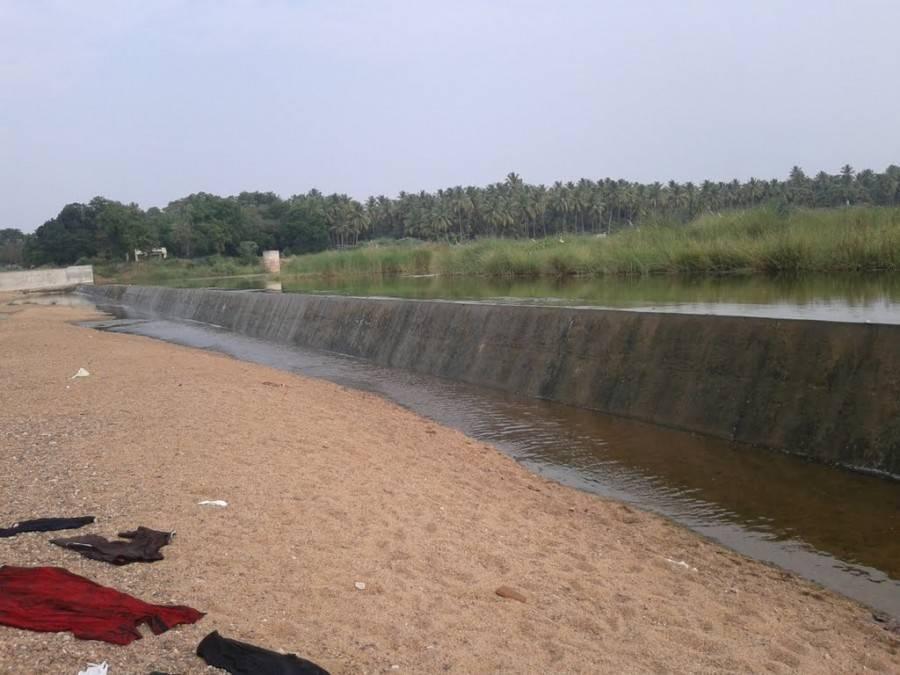 Пересыхающие реки в африке