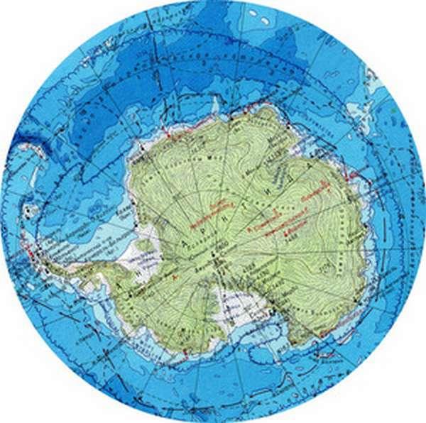 Сколько континентов на земном шаре
