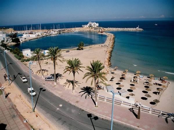 Средиземноморское побережье африки