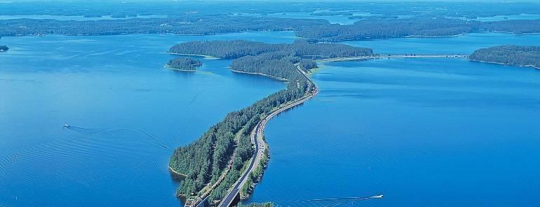 Страна 80 тысяч озер