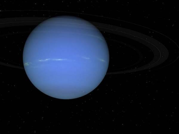 Самая отдаленная планета от солнца