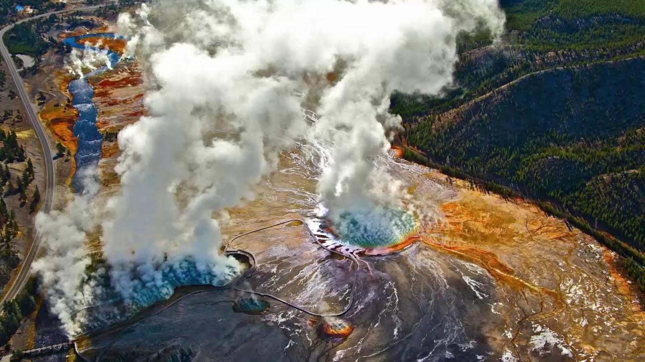 Когда будет извержение вулкана йеллоустоун