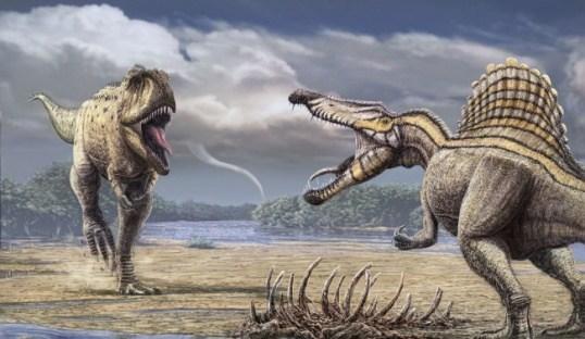Как появились динозавры на земле для детей