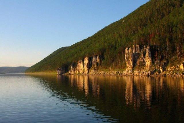 Самая большая дельта реки в мире