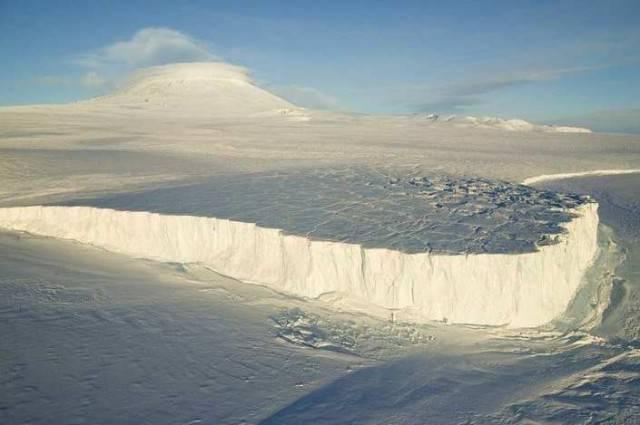 Почвы антарктиды