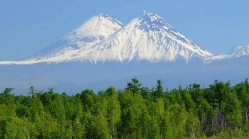 Вулканизм на территории россии