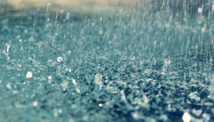 Откуда появляется дождь
