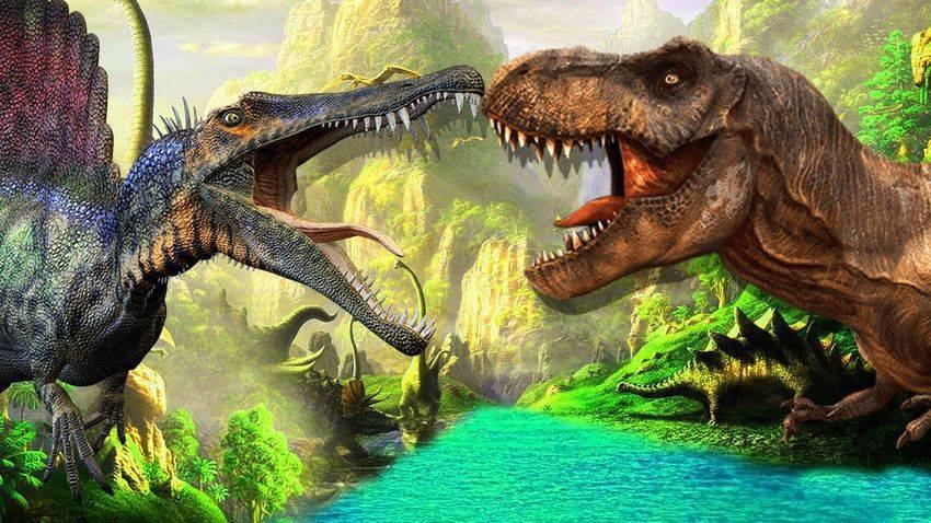 Динозавры виды и названия