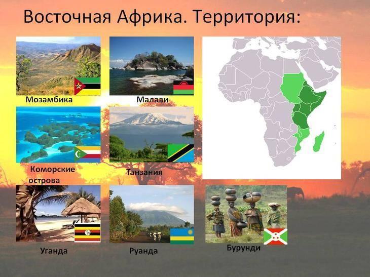 Африканские государства