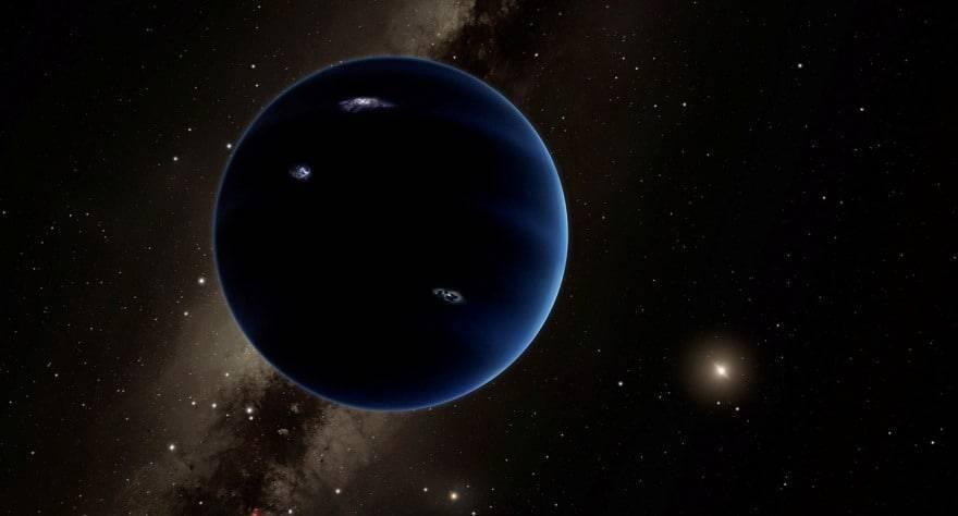 Девять планет солнечной системы